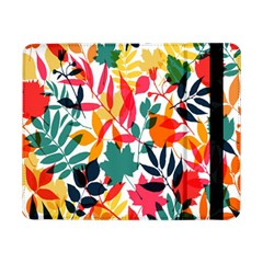 Seamless Autumn Leaves Pattern  Samsung Galaxy Tab Pro 8.4  Flip Case