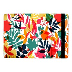 Seamless Autumn Leaves Pattern  Samsung Galaxy Tab Pro 10 1  Flip Case