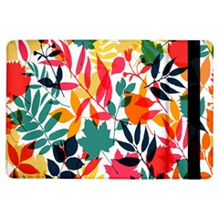Seamless Autumn Leaves Pattern  iPad Air Flip
