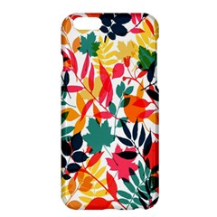 Seamless Autumn Leaves Pattern  Apple iPhone 6 Plus/6S Plus Hardshell Case