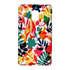 Seamless Autumn Leaves Pattern  Galaxy Note Edge