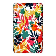 Seamless Autumn Leaves Pattern  Samsung Galaxy Tab 4 (7 ) Hardshell Case