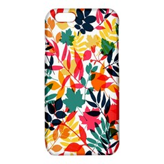 Seamless Autumn Leaves Pattern  iPhone 6/6S TPU Case