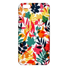 Seamless Autumn Leaves Pattern  iPhone 6 Plus/6S Plus TPU Case