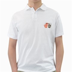 Two Lovely Cats   Golf Shirts