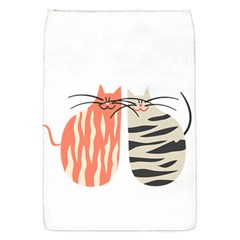 Two Lovely Cats   Flap Covers (s)