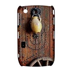 Oriental Wooden Rustic Door  Curve 8520 9300