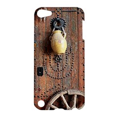 Oriental Wooden Rustic Door  Apple iPod Touch 5 Hardshell Case