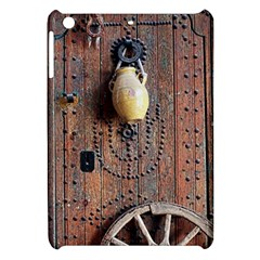 Oriental Wooden Rustic Door  Apple iPad Mini Hardshell Case