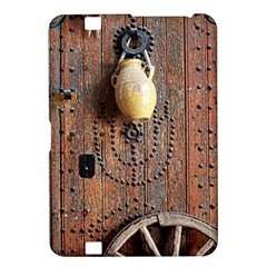 Oriental Wooden Rustic Door  Kindle Fire HD 8.9
