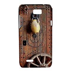 Oriental Wooden Rustic Door  Motorola XT788