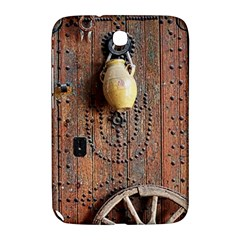Oriental Wooden Rustic Door  Samsung Galaxy Note 8.0 N5100 Hardshell Case