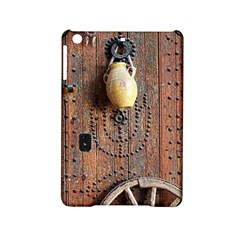 Oriental Wooden Rustic Door  Ipad Mini 2 Hardshell Cases