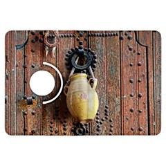 Oriental Wooden Rustic Door  Kindle Fire Hdx Flip 360 Case