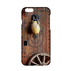 Oriental Wooden Rustic Door  Apple iPhone 6/6S Hardshell Case