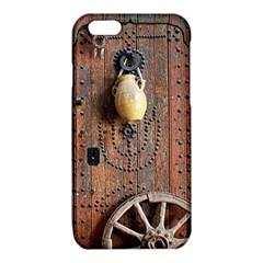 Oriental Wooden Rustic Door  iPhone 6/6S TPU Case