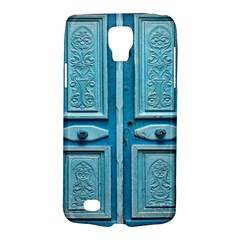 Turquoise Oriental Old Door Galaxy S4 Active