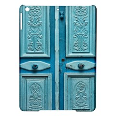 Turquoise Oriental Old Door Ipad Air Hardshell Cases