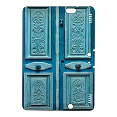 Turquoise Oriental Old Door Kindle Fire HDX 8.9  Hardshell Case