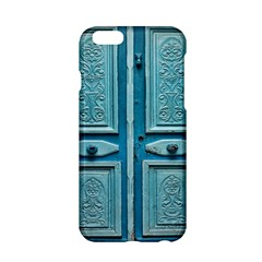 Turquoise Oriental Old Door Apple Iphone 6/6s Hardshell Case