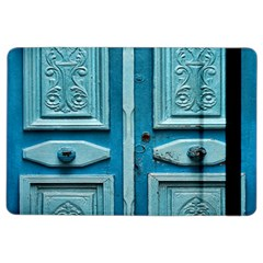 Turquoise Oriental Old Door Ipad Air 2 Flip