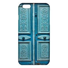 Turquoise Oriental Old Door Iphone 6 Plus/6s Plus Tpu Case