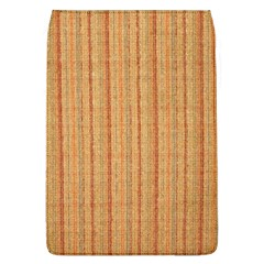 Elegant Striped linen texture Flap Covers (L)