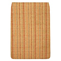 Elegant Striped linen texture Flap Covers (S)