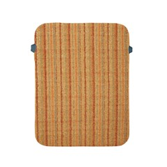 Elegant Striped linen texture Apple iPad 2/3/4 Protective Soft Cases