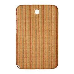Elegant Striped Linen Texture Samsung Galaxy Note 8 0 N5100 Hardshell Case
