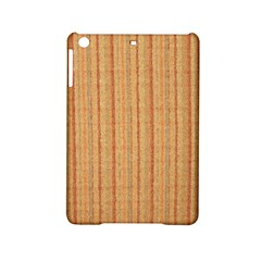 Elegant Striped Linen Texture Ipad Mini 2 Hardshell Cases