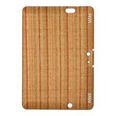 Elegant Striped Linen Texture Kindle Fire Hdx 8 9  Hardshell Case