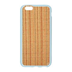 Elegant Striped linen texture Apple Seamless iPhone 6/6S Case (Color)