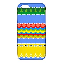 Colorful chevrons and waves                 iPhone 6/6S TPU Case