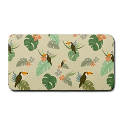 Tropical Garden Pattern Medium Bar Mats