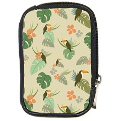 Tropical Garden Pattern Compact Camera Cases
