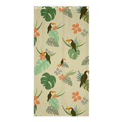 Tropical Garden Pattern Shower Curtain 36  X 72  (stall)