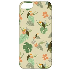 Tropical Garden Pattern Apple Iphone 5 Classic Hardshell Case