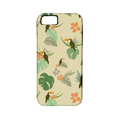 Tropical Garden Pattern Apple iPhone 5 Classic Hardshell Case (PC+Silicone)