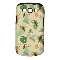 Tropical Garden Pattern Samsung Galaxy S Iii Classic Hardshell Case (pc+silicone)