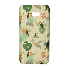 Tropical Garden Pattern HTC Butterfly S/HTC 9060 Hardshell Case