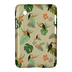 Tropical Garden Pattern Samsung Galaxy Tab 2 (7 ) P3100 Hardshell Case