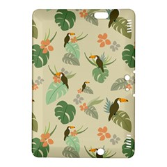 Tropical Garden Pattern Kindle Fire HDX 8.9  Hardshell Case