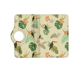 Tropical Garden Pattern Kindle Fire HD (2013) Flip 360 Case