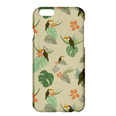 Tropical Garden Pattern Apple iPhone 6 Plus/6S Plus Hardshell Case