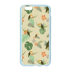 Tropical Garden Pattern Apple Seamless iPhone 6/6S Case (Color)