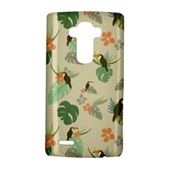 Tropical Garden Pattern Lg G4 Hardshell Case