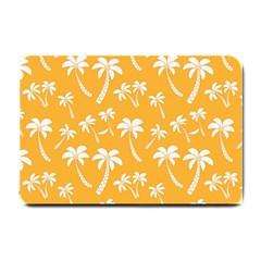 Summer Palm Tree Pattern Small Doormat
