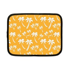 Summer Palm Tree Pattern Netbook Case (small)
