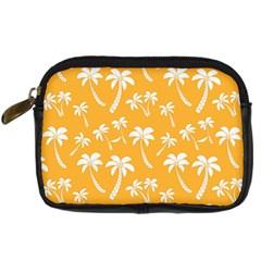 Summer Palm Tree Pattern Digital Camera Cases